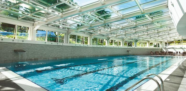 D- Resort Grand Azur, indoor pool