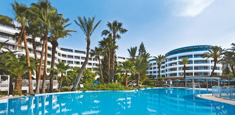 D- Resort Grand Azur, exterior