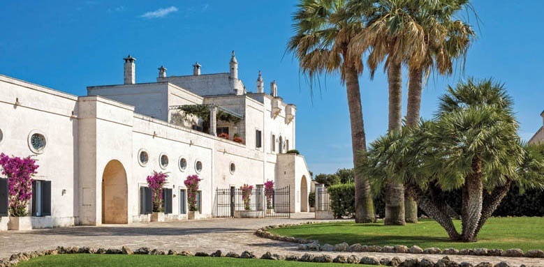 Masseria San Domenico, exterior view