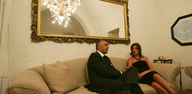 Masseria Torre Coccaro, lounge