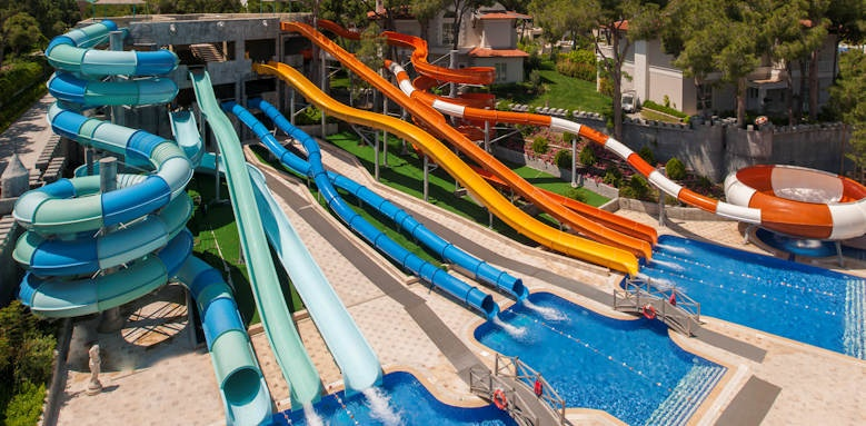 maxx royal belek, slides