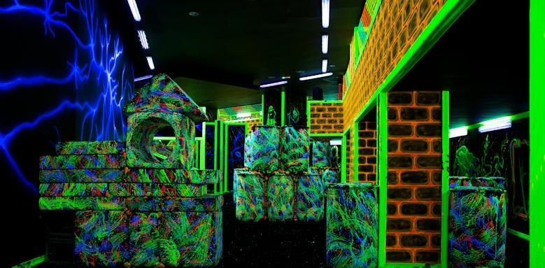 Maxx Royal Belek Golf Resort, laser tag