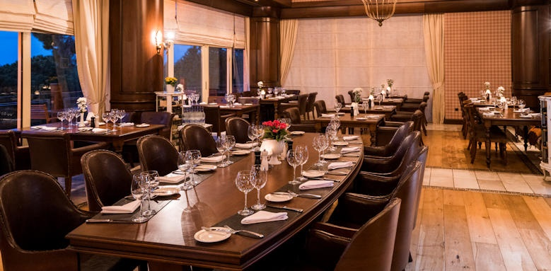 Maxx Royal Belek Golf Resort, steak house