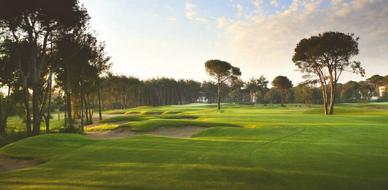 maxx royal belek, golf