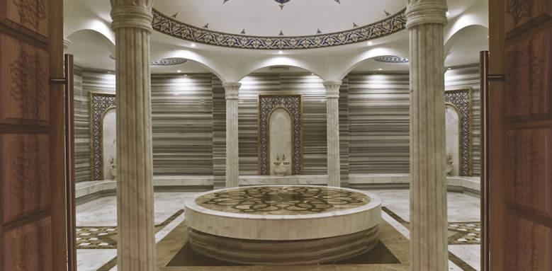 maxx royal belek, turkish bath