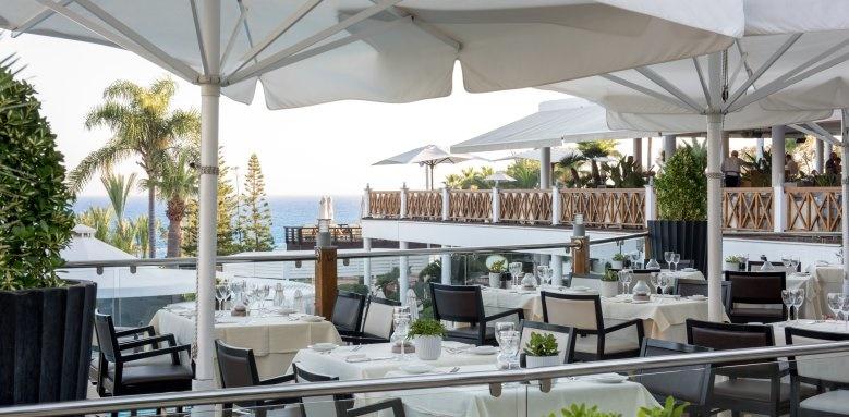 Mediterranean Beach Hotel ,Tinello restaurant