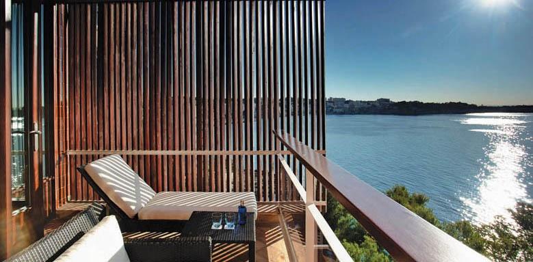 Gran Melia de Mar, balcony