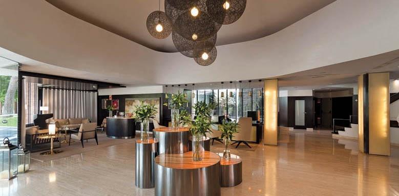 Gran Melia de Mar, lobby