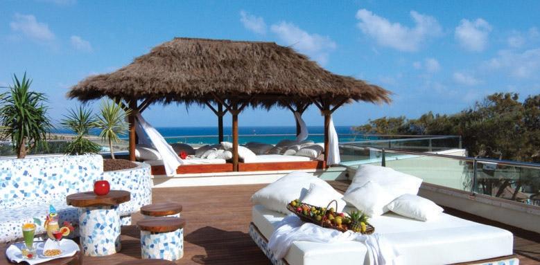 Melia Gorriones, sun terrace
