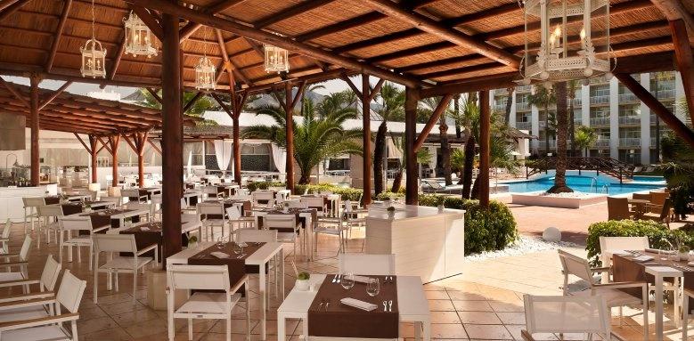 Melia Marbella Banus, restaurant