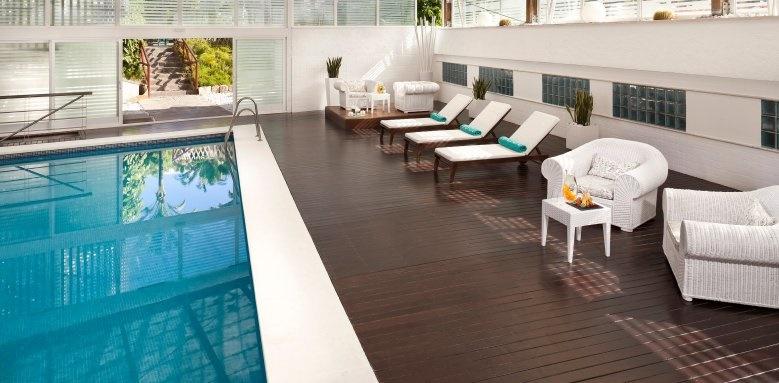 Melia Marbella Banus, heated pool