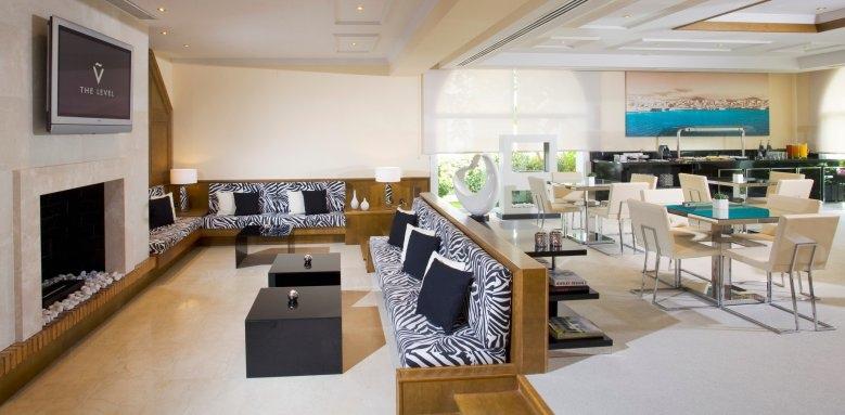 Melia Marbella Banus, The level lounge