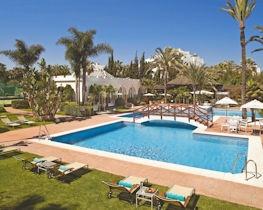 melia marbella banus, pool