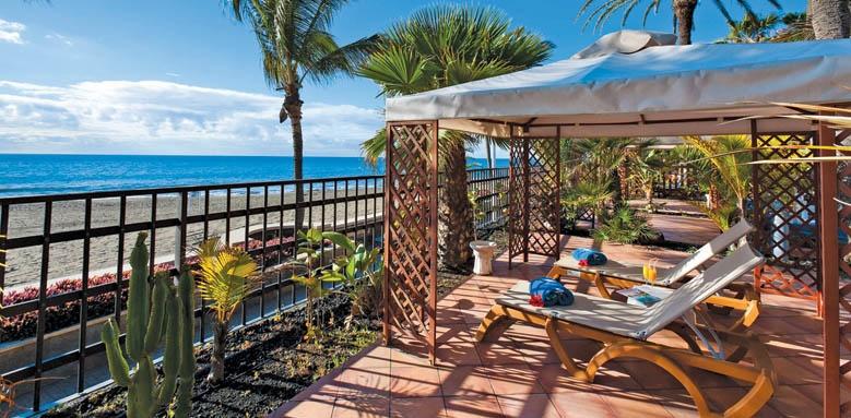 Melia Tamarindos, sun terrace