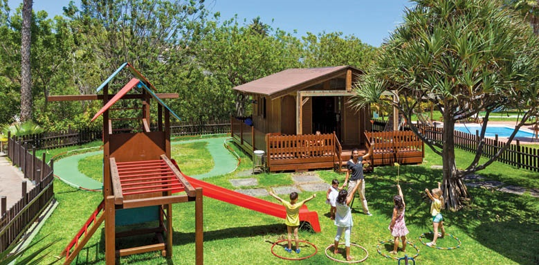 Melia Tamarindos, play area