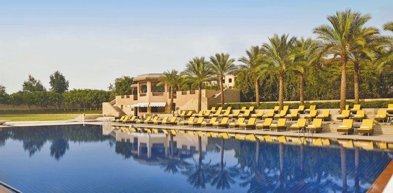 Marriot Mena House, pool