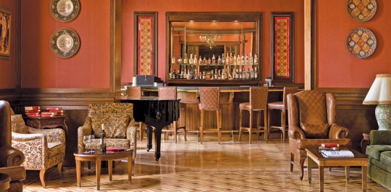 Sofitel Luxor Winter Palace, bar
