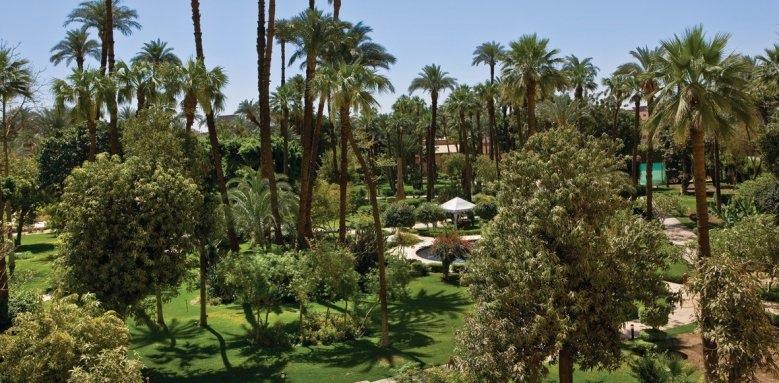 Sofitel Luxor Winter Palace, gardens