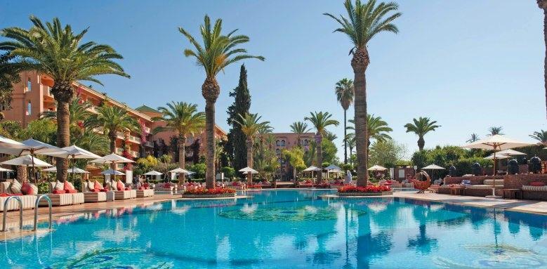 Sofitel Marrakech Palais Imperial, pool