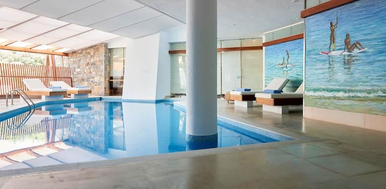 st nicolas bay, spa indoor pool