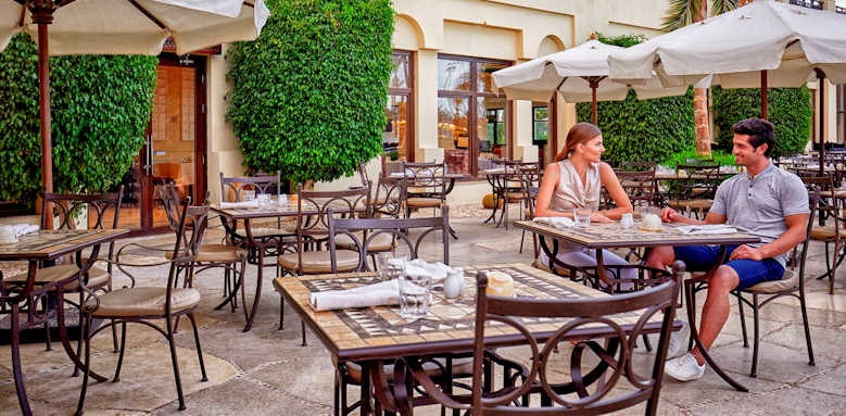 Steigenberger Al Dau Beach Hotel, outdoor area