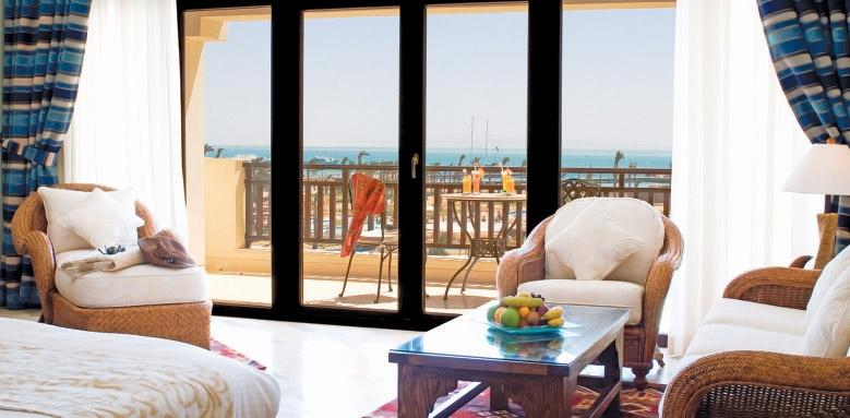 Steigenberger Al Dau Beach Hotel, junior suite