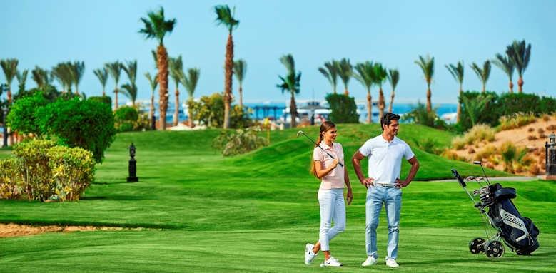 Steigenberger Al Dau Beach Hotel, golf