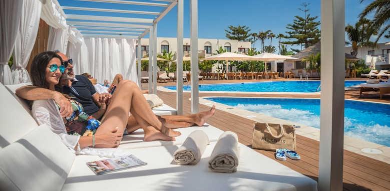 Suite Hotel Atlantis Fuerteventura Resort, chill out area