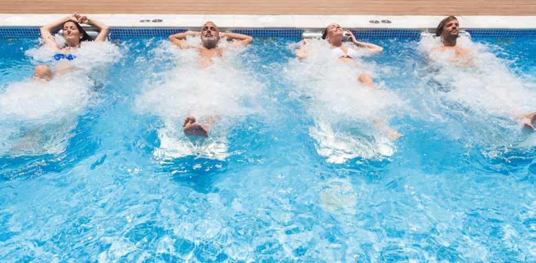 Suite Hotel Atlantis, premium club hydrojets