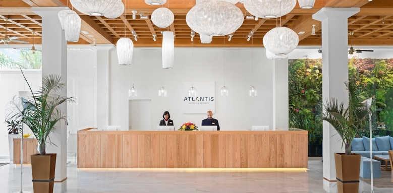 Suite Hotel Atlantis Fuerteventura Resort, reception