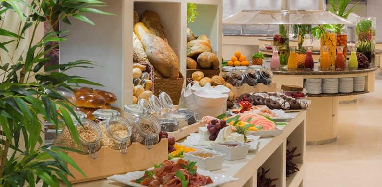 Suite Hotel Atlantis Fuerteventura Resort, gaudi buffet restaurant