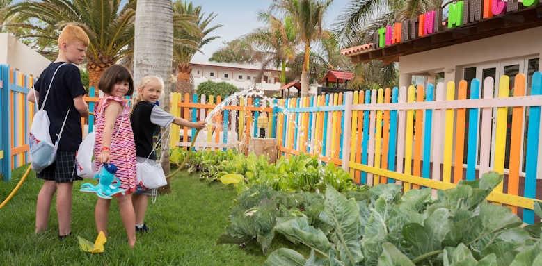 Suite Hotel Atlantis Fuerteventura Resort, kids play area