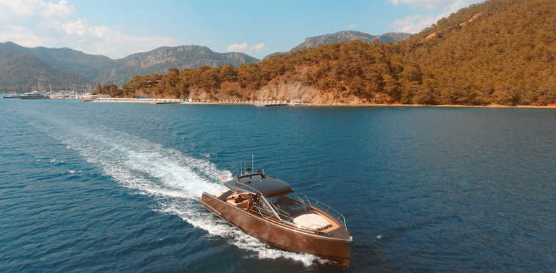 D Hotel Gocek, sundowner hotel boat