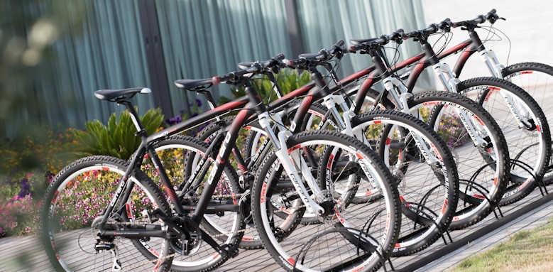 D Hotel Gocek, bikes