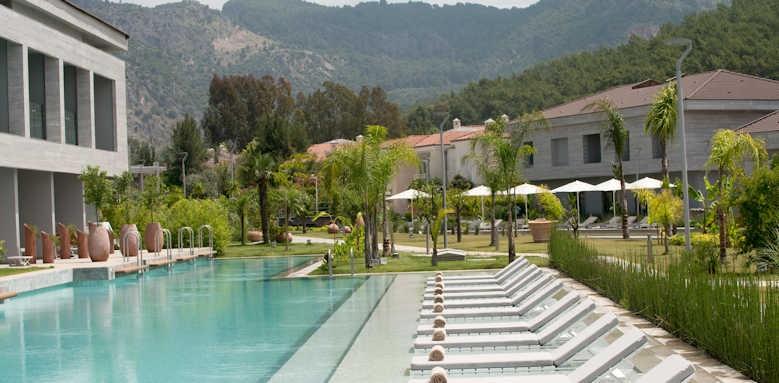 D-Resort Gocek, pool