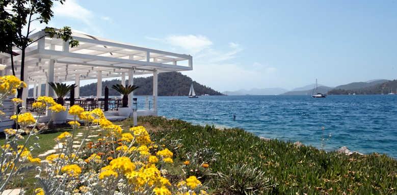 D-Resort Gocek, The breeze