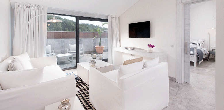 D-Resort Gocek, Attic Suite