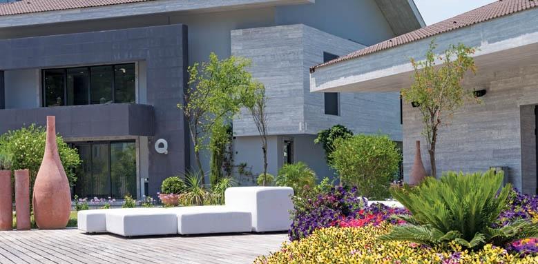 D-Resort Gocek, garden