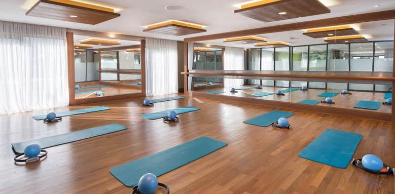 D-Resort Gocek, yoga