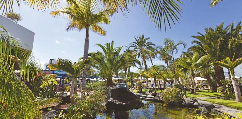 Seaside Los Jameos Playa, garden