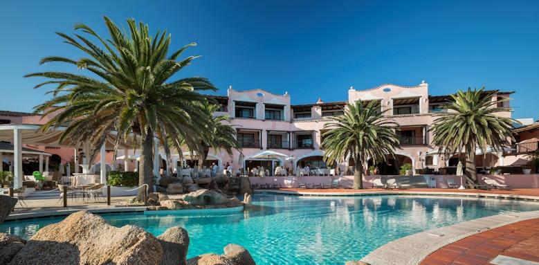 Hotel Le Palme, pool