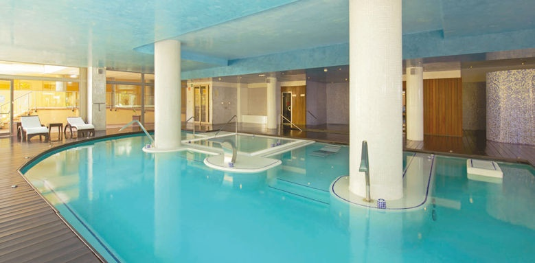 iberostar gaviotas, indoor pool
