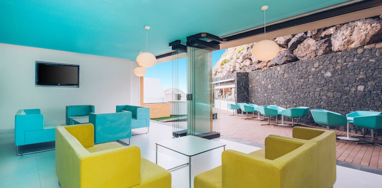Iberostar Playa Gaviatos, Reception Area