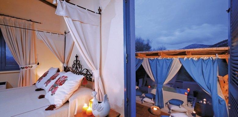 Hotel Su Gologone, room