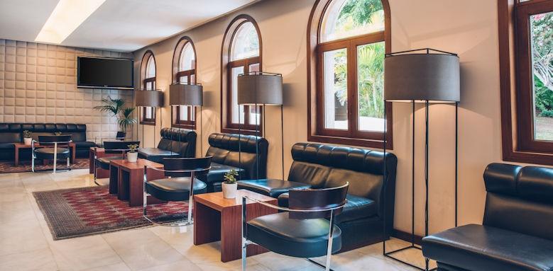 Iberostar Grand Mencey, bar and lobby area