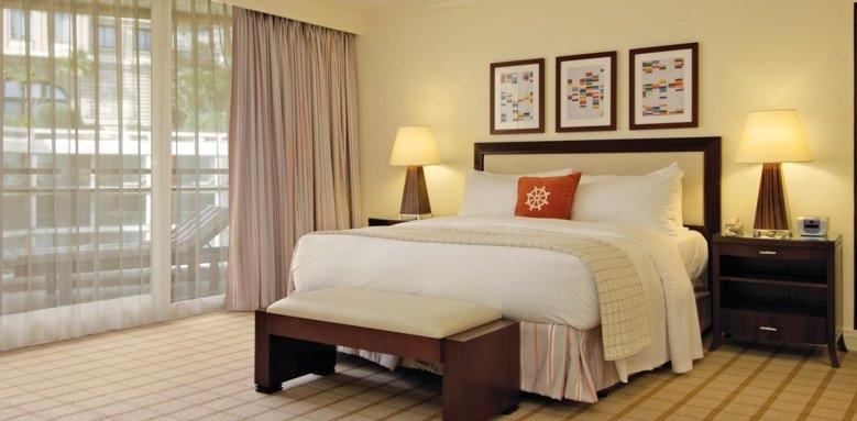 Fairmont Monte Carlo, deluxe garden room