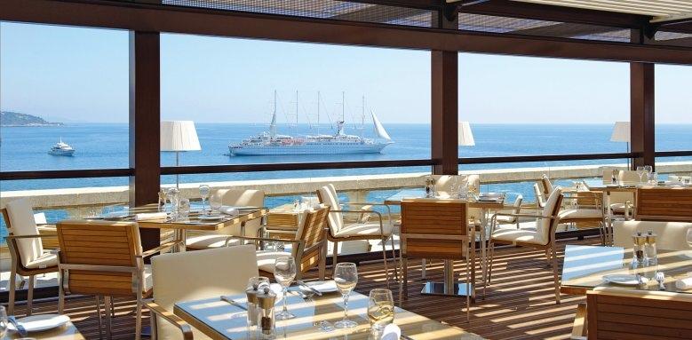 Fairmont Monte Carlo, horizon restaurant