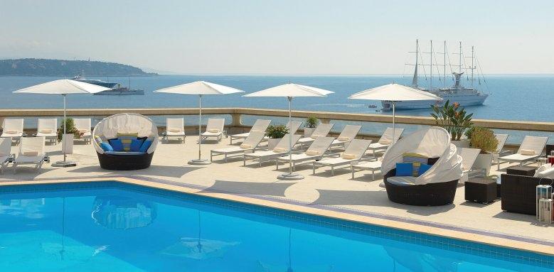 Fairmont Monte Carlo, pool