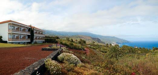 Parador de la Palma, panorama