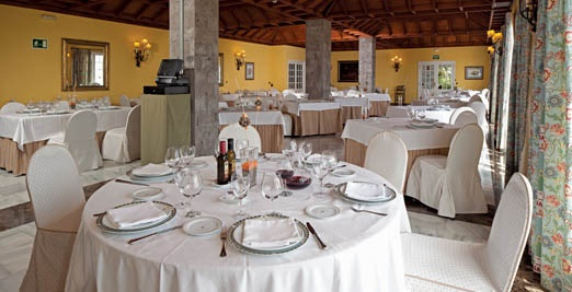 Parador de la Palma, restaurant